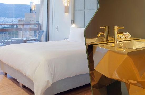 Αυτό το αθηναϊκό ξενοδοχείο είναι ανάμεσα στα 100 καλύτερα στον κόσμο