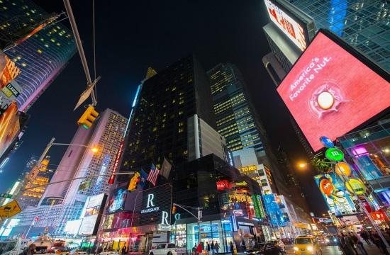 Κορωνοϊός: Με εικονική συμμετοχή του κοινού η Πρωτοχρονιά στην Times Square της Νέας Υόρκης
