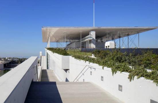 Το Κέντρο Πολιτισμού Στ. Νιάρχος στα 10 top αρχιτεκτονικά έργα στον κόσμο το 2016