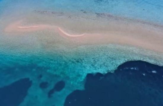 Τα δίδυμα ελληνικά νησάκια που «βυθίζονται» και ξαναεμφανίζονται