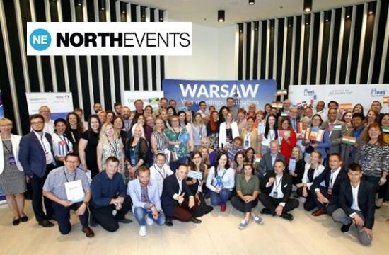 Διεθνές Συνέδριο MICE στην Πολωνία με Diamond Partner την North Events