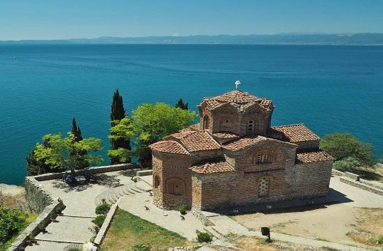 Bόρεια Μακεδονία: Αύξηση της τουριστικής κίνησης στο 8μηνο