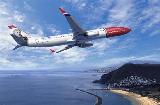 Αίτηση προστασίας από τους πιστωτές της θα ζητήσει η Norwegian Air
