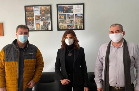 Κ.Νοτοπούλου: H Κυβέρνηση προωθεί νομοσχέδιο που θα αλλάξει τον χαρακτήρα των μουσείων