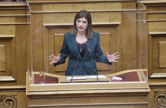Κ.Νοτοπούλου: Οι εργαζόμενοι με μονομερή αναστολή σύμβασης πρέπει να επιστρέψουν το 40% της μείωσης του ενοικίου