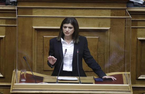 Κ.Νοτοπούλου: Καμία μέριμνα για τον Τουρισμό στο σχέδιο Εθνικής Ανάκαμψης