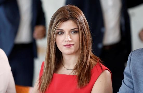 Κατερίνα Νοτοπούλου: Ερώτηση στη Βουλή για τον ΕΟΤ