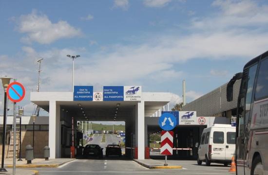 Γ. Φραγγίδης: Να ανοίξουν όλοι οι συνοριακοί σταθμοί
