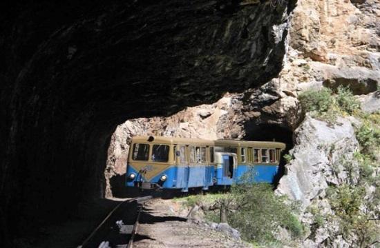 Μήνας του Οδοντωτού τραίνου Διακοπτού-Καλαβρύτων ο Μάιος