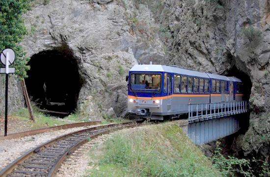 Εκτός λειτουργίας παραμένει ο Οδοντωτός σιδηρόδρομος