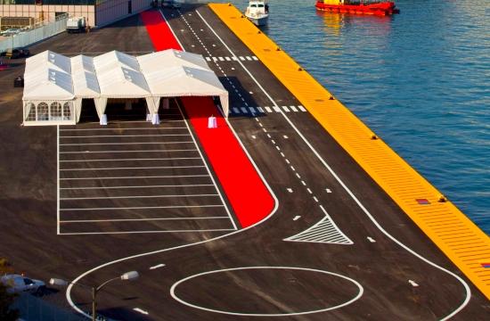 Νέος προβλήτας κρουαζιέρας στο λιμάνι Πειραιά