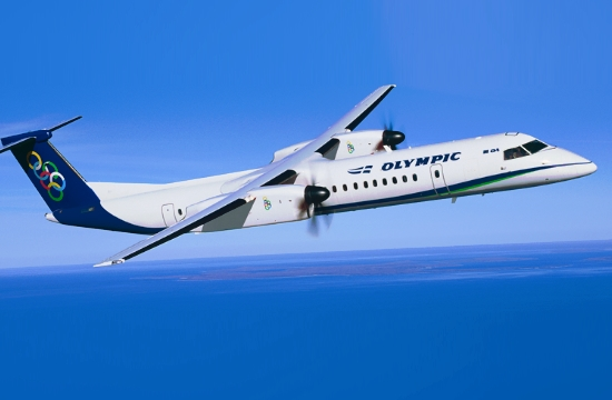 Olympic Air: Συνεργασία με μεγάλο καναδικό πρόγραμμα τακτικών επιβατών