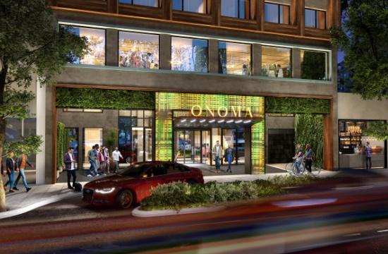 ΟΝΟΜΑ: Το πρώτο πεντάστερο smart hotel ανοίγει στη Θεσσαλονίκη