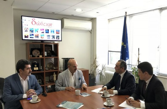 FedHATTA: Πρωτοβουλίες για ανάπτυξη του τουρισμού μεταξύ Ελλάδας-Ουζμπεκιστάν