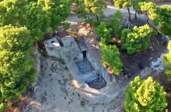 Ο άγνωστος Λόφος Οχυρού στη Ραφήνα και η ιστορία του