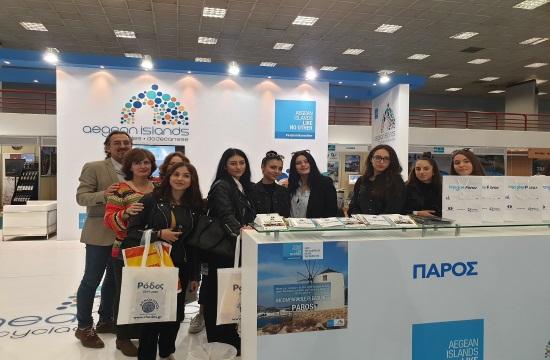 Ενδιαφέρον ταξιδιωτικών γραφείων της Β.Ελλάδας για την Πάρο