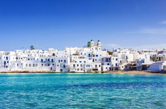 Οι Κυκλάδες πρώτη επιλογή των Ελλήνων για το τριήμερο του Αγ. Πνεύματος
