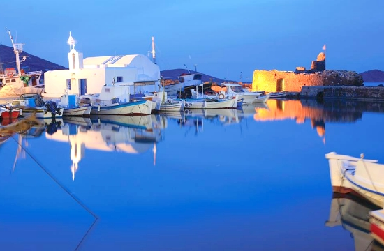 Ρεκόρ 15ετίας σε αφίξεις τουριστών και πλοίων τον Ιούνιο στην Πάρο!