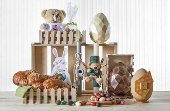 Πασχαλινά δώρα από το GB Corner Gifts & Flavors του Ξενοδοχείου Μεγάλη Βρεταννία