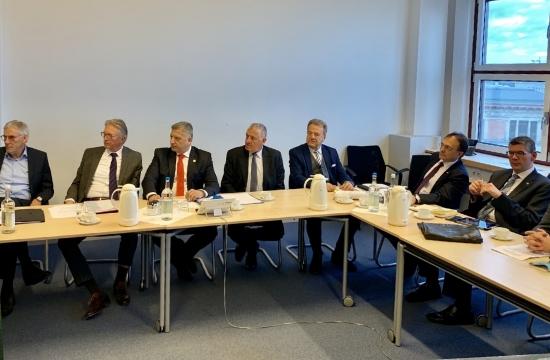 Γ. Πατούλης: Συνάντηση στο ΥΠΑΝ της Γερμανίας για συνεργασία στον ιατρικό τουρισμό