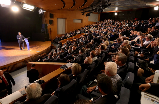 Γ. Πατούλης: Η Ελλάδα ξαναμπαίνει στον παγκόσμιο επενδυτικό χάρτη με το Ελληνικό