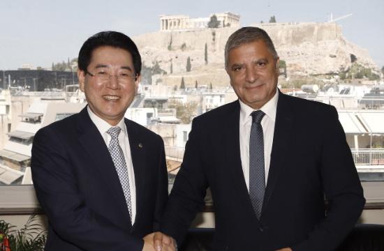 Ο θεματικός τουρισμός της Αττικής στο επίκεντρο συνάντησης με τον Κυβερνήτη περιφέρειας της Ν. Κορέας
