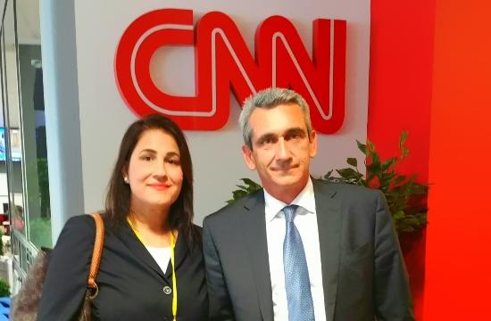 Περιφέρεια Ν. Αιγαίου: Σε συζητήσεις με το CNN για την τουριστική προβολή των νησιών