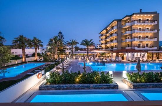 Στα 10 δημοφιλέστερα ξενοδοχεία της Κρήτης στη γερμανόφωνη αγορά το Petousis Hotel & Suites