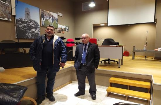 Σεμινάριο για τους επαγγελματίες του τουρισμού από τονΔήμο Διστόμου- Αράχοβας-Αντίκυρας