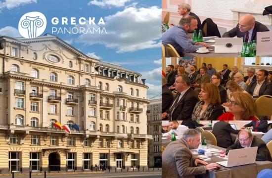 Επιχειρηματικές συναντήσεις στην GRECKA PANORAMA
