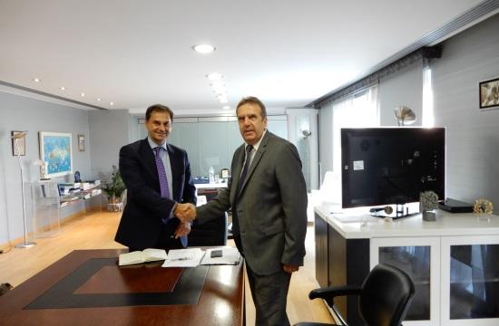 ΕΣΕΕ: Προτάσεις στον κ.Θεοχάρη για την διασύνδεση τουρισμού και εμπορίου