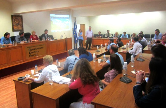Πιερία: Συνάντηση της περιφέρειας με τουριστικούς φορείς για την υλοποίηση του σχεδίου τουριστικής ανάπτυξης