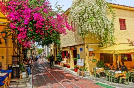 Ηράκλειο & Αθήνα στις ευρωπαϊκές πόλεις με τις καλύτερες τουριστικές επιδόσεις το 2017