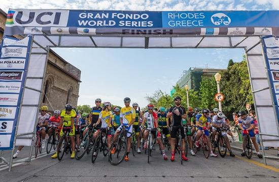 Παγκόσμιο Κύπελλο Ποδηλασίας Ερασιτεχνών στη Ρόδο