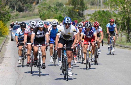 Ποδηλατικός Αγώνας Μεγαλόβρυσου στη Λάρισα