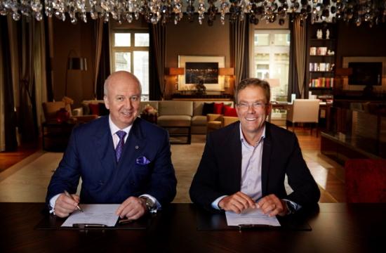 """Porsche και Steigenberger λανσάρουν νέα αλυσίδα πολυτελών ξενοδοχείων πόλης για """"εντελώς νέες εμπειρίες διαμονής"""""""