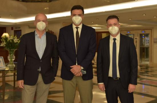 Γρ. Τάσιος | Γενική Συνέλευση ΠΟΞ: Ο αγώνας επιβίωσης των ξενοδοχείων δεν έχει τελειώσει