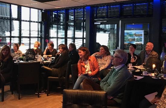 O Προαθωνικός Οργανισμός στη διεθνή τουριστική έκθεση του Άμστερνταμ