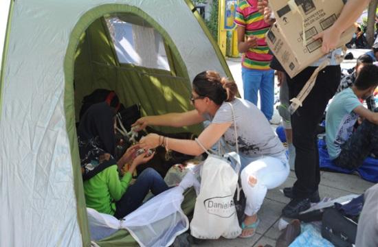 Διαγωνισμοί για την σίτιση προσφύγων