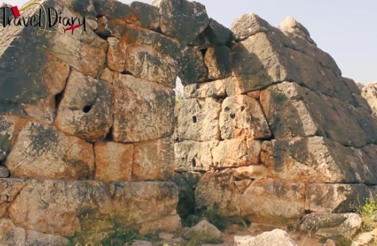 Η άγνωστη Πυραμίδα της Ελλάδας που βρίσκεται στην Αργολίδα!