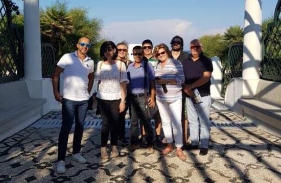 Press trip του ΕΟΤ στη Ρόδο για Ούγγρους δημοσιογράφους