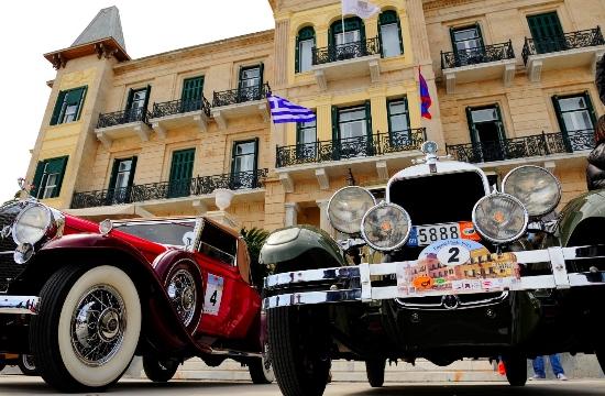 Εαρινό Ράλι Κλασικών Αυτοκινήτων στις Σπέτσες