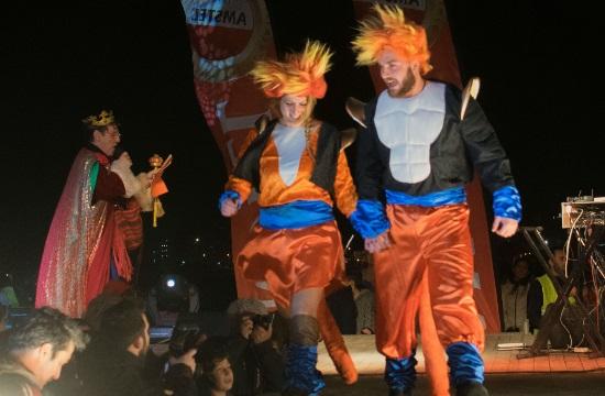 EOT: Προβολή του «Ρεθεμνιώτικου Καρναβαλιού» σε γερμανικά & αυστριακά ΜΜΕ