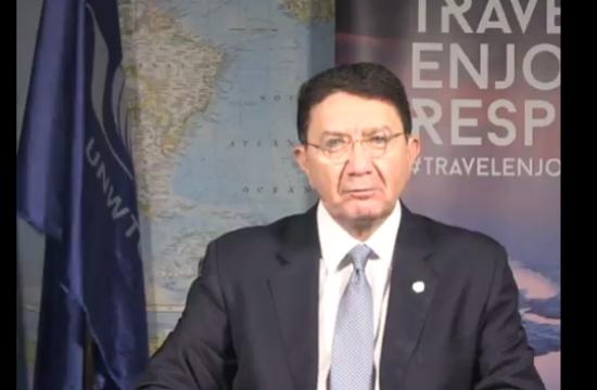 Ο τουρισμός ως μοχλός για την προώθηση της Ειρήνης- Το μήνυμα του ΠΟΤ
