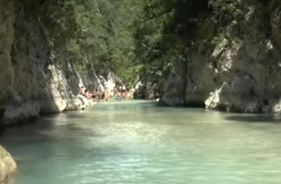 Ο μυθικός ποταμός που οδηγούσε στο σκοτεινό βασίλειο του Άδη