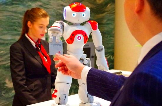 Πώς η τεχνητή νοημοσύνη εισβάλλει στην τουριστική βιομηχανία