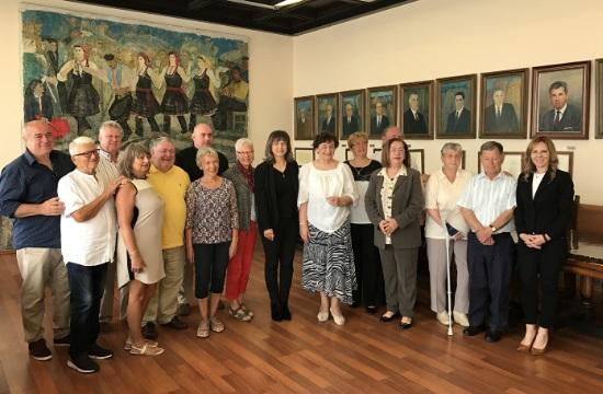 Η Ρόδος τιμά ξένους τουρίστες που επιλέγουν το νησί για διακοπές