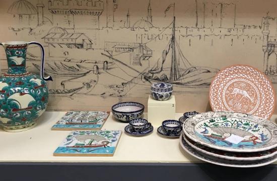 Ρόδος: Η κεραμική τέχνη στον κατάλογο Άυλης Πολιτιστικής Κληρονομιάς