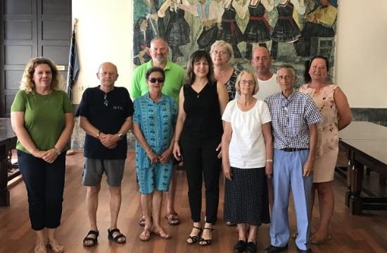 Ρόδος: Τιμητικές διακρίσεις σε επαναλαμβανόμενους τουρίστες