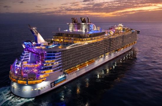 Η Royal Caribbean Cruises αναστέλλει τις κρουαζιέρες μέχρι τις 12 Μαΐου